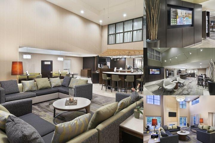 Courtyard by Marriott Downtown Athens Ga. photo collage