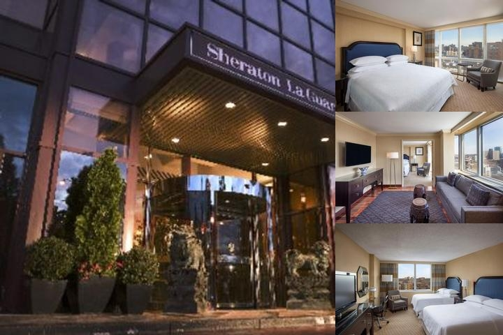 Sheraton Laguardia East Hotel photo collage
