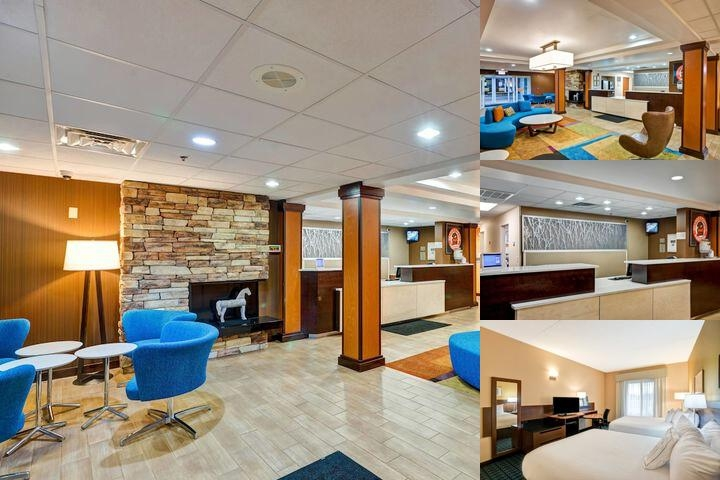Fairfield Inn & Suites Christiansburg Va photo collage