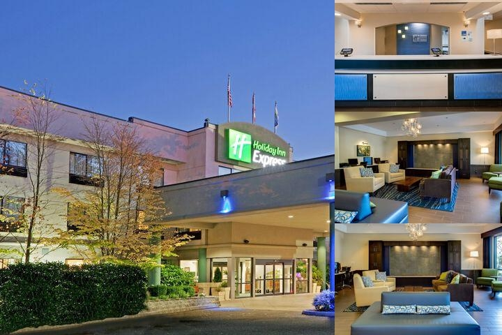 Holiday Inn Express Bellingham photo collage