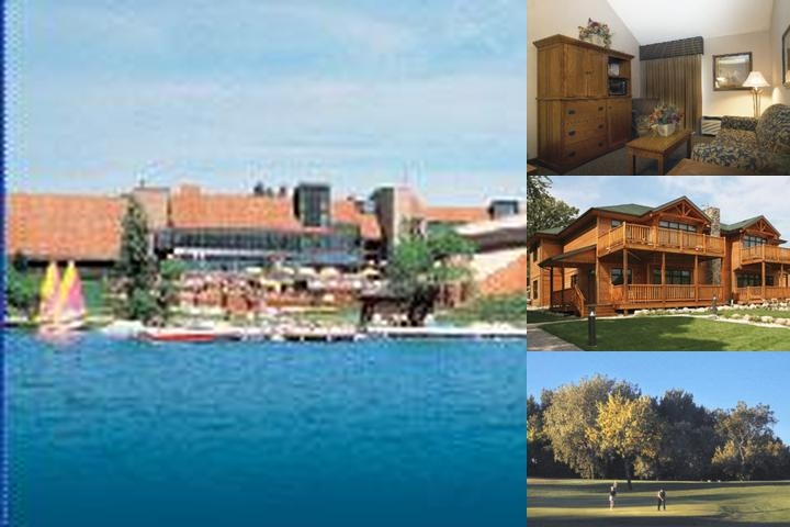 Arrowwood Resort & Conference Center photo collage