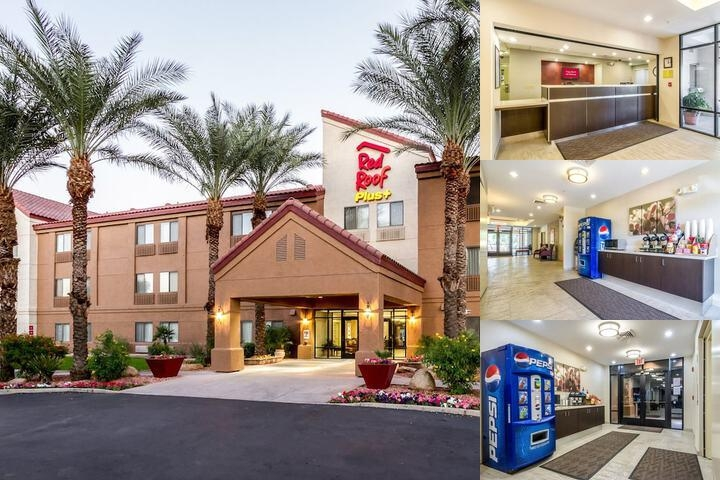 Red Roof Inn Phoenix North - Bell Road This rating is a reflection of how the property compares to the industry standard when it comes to price, facilities and services available. It's .