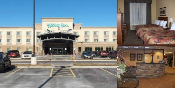 Holiday Inn & Convention Center Stevens Point photo collage