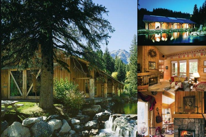 Sundance Resort photo collage