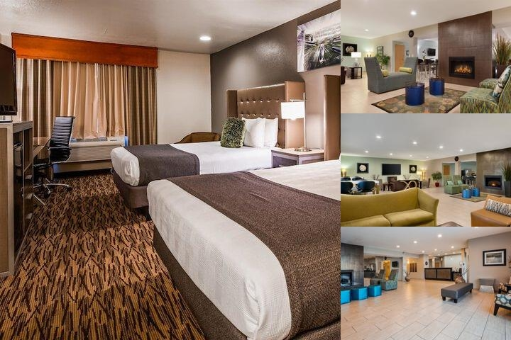 Best Western Plus Peppertree Airport Inn photo collage
