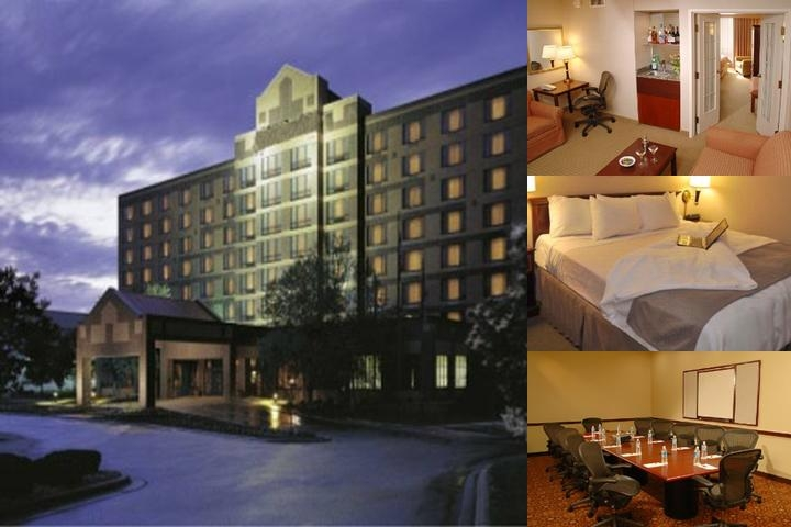 Park Plaza Hotel photo collage