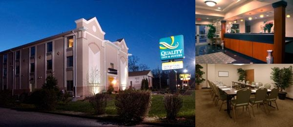 Quality Inn & Suites Absecon / Atlantic City photo collage
