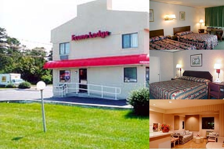Econo Lodge Inn & Suites Absecon / Atlantic City photo collage