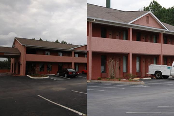 Great Western Inns Carrollton Ga photo collage