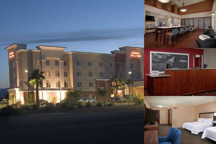 Hampton Inn & Suites Surprise photo collage