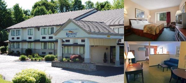 Baymont Inn & Suites Branford / new Haven photo collage