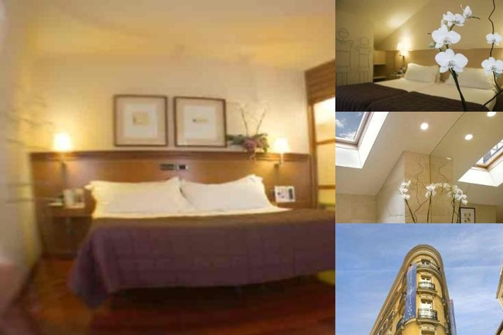 Hotel Preciados Vip photo collage