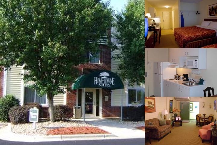 Home Towne Suites Greenville photo collage