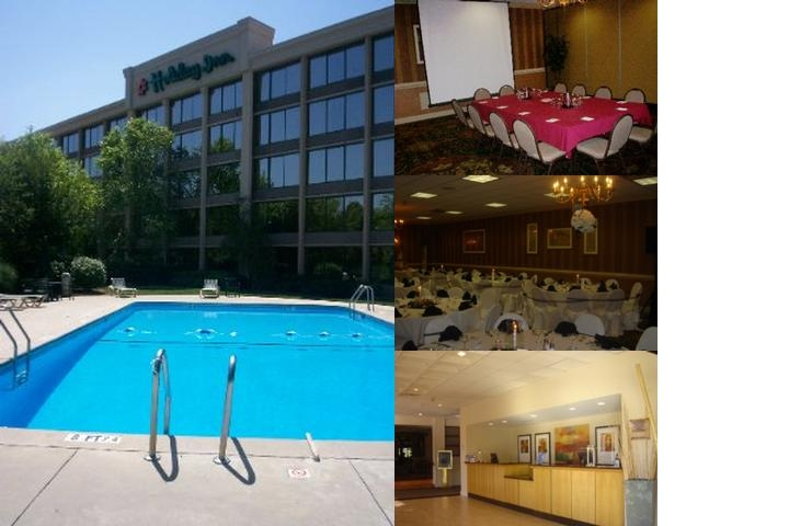 The Clarion Hotel & Suites on Augusta Road photo collage