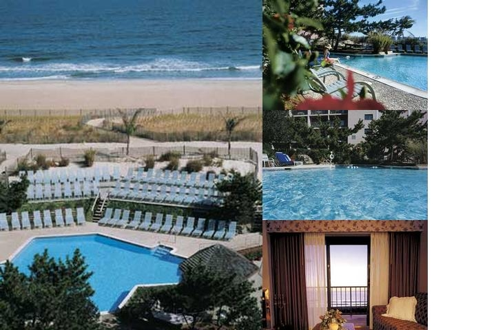 Holiday Inn Oceanfront photo collage