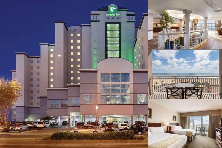 Holiday Inn & Suites Ocean City photo collage