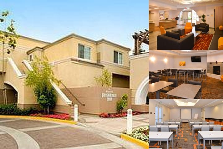 Marriott Residence Inn Palo Alto Los Altos photo collage