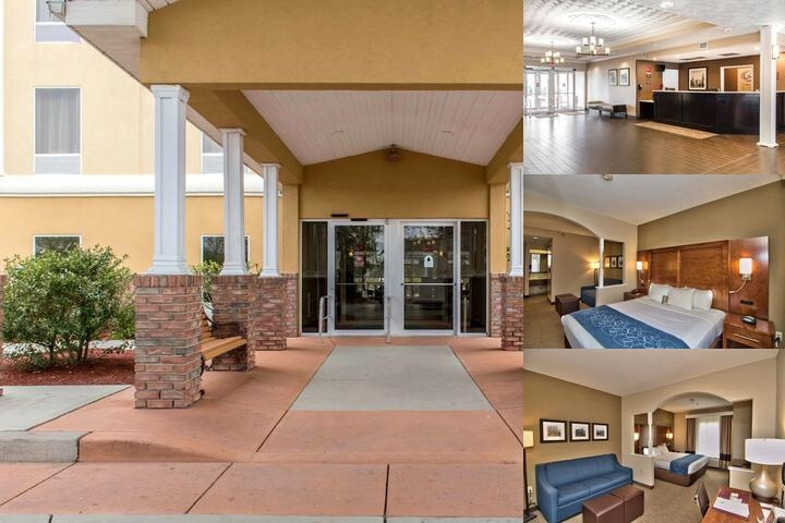Comfort Suites at Montage Mountain photo collage