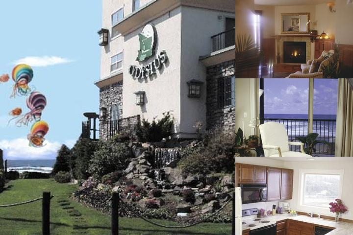 O'dysius Hotel photo collage