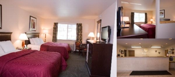 Comfort Inn Wenatchee photo collage
