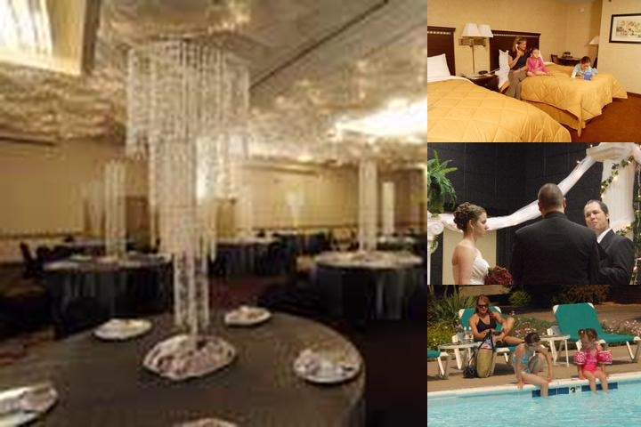 Howard Johnson Hotel photo collage