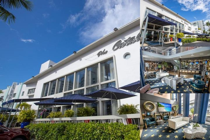 Catalina Hotel South Beach Photo Collage