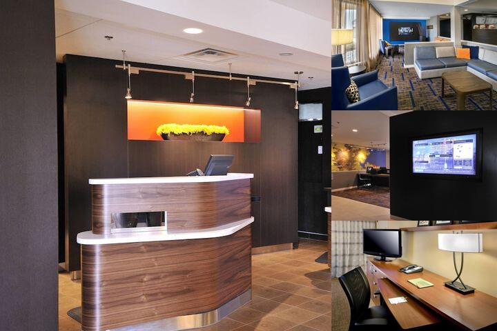 Wallingford Courtyard by Marriott photo collage