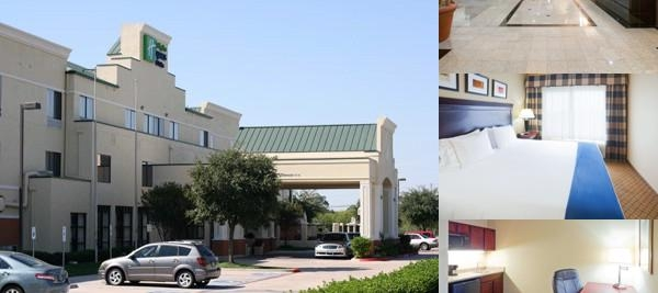 Holiday Inn Express Hotel & Suites Austin Round Rock Tx photo collage