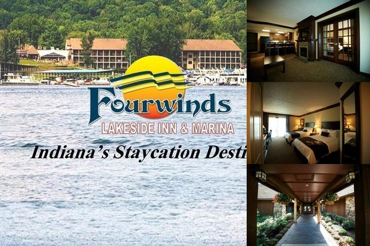 Fourwinds Resort & Marina photo collage