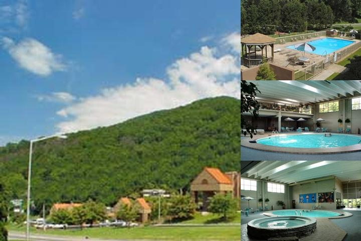 Holiday Inn Cherokee Nc photo collage