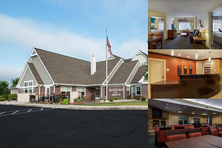 Residence Inn by Marriott Madison West / Middleton photo collage