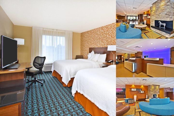 Fairfield Inn & Suites Madison West / Middleton photo collage