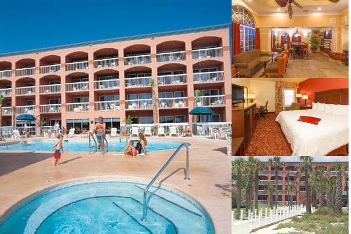 Hampton Inn St. Augustine Beach photo collage