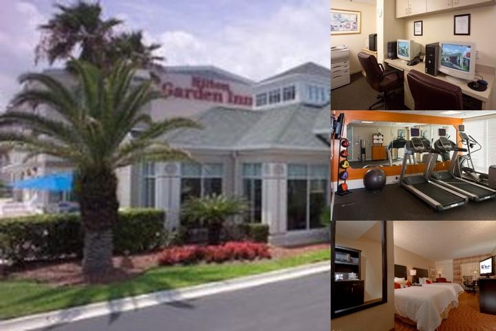 Hilton Garden Inn St. Augustine Beach photo collage