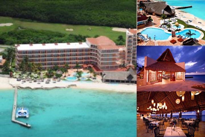 El Cozumeleno Beach Resort All Inclusive photo collage