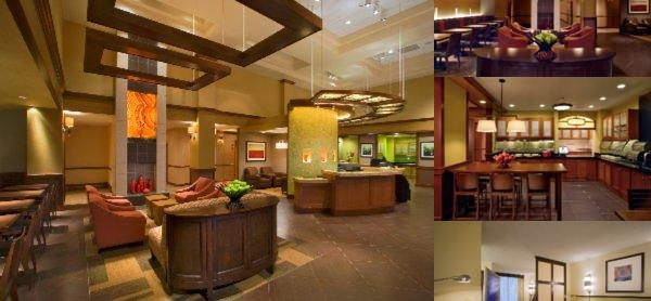 Hyatt Place Greenville / Haywood photo collage