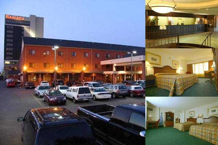Ramada Topeka Downtown Hotel & Convention Center photo collage