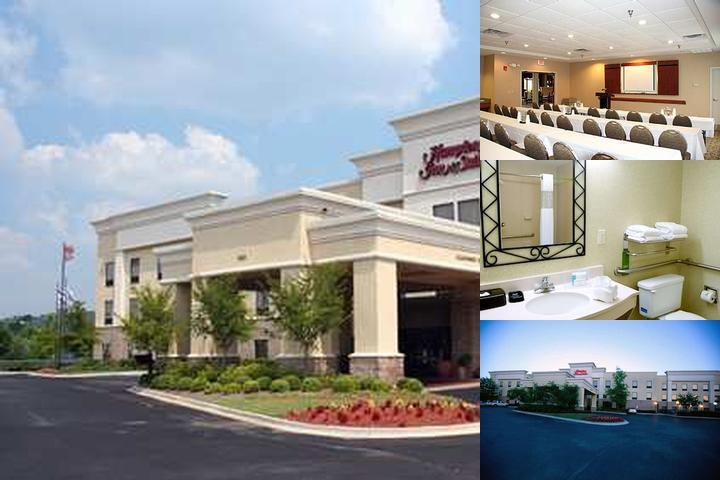 Hampton Inn & Suites Birmingham / Pelham photo collage