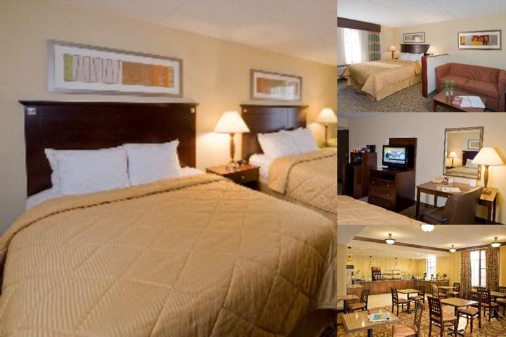 Comfort Inn & Suites Pottstown photo collage