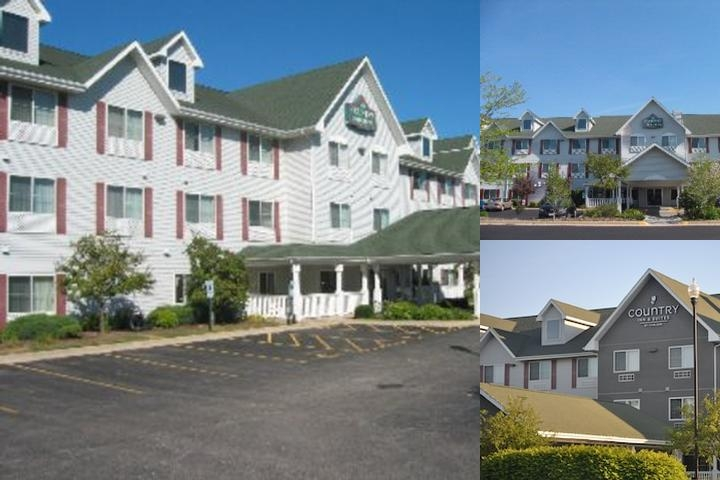 Country Inn & Suites Gurnee photo collage