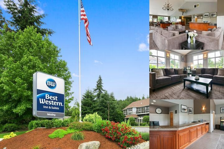 Best Western Plus Wesley Inn & Suites photo collage