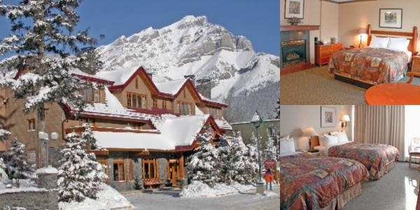 Banff Ptarmigan Inn photo collage