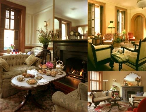 The Inn at Irving Place photo collage