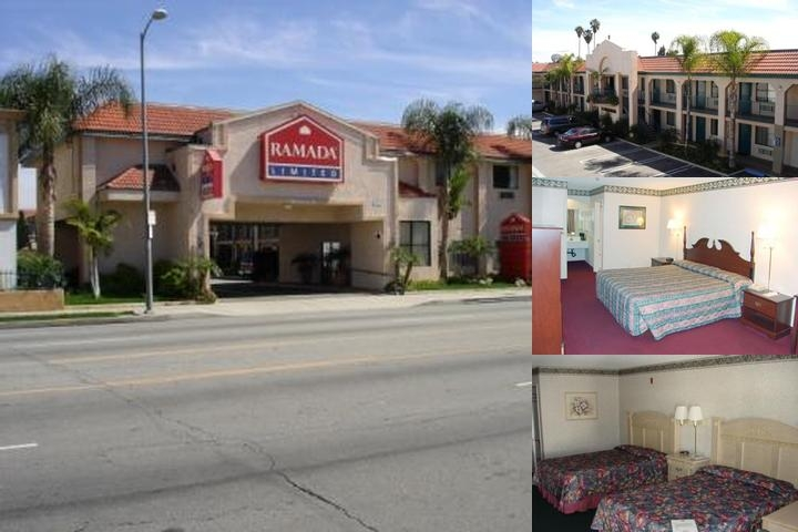 Ramada Limited Canoga Park photo collage