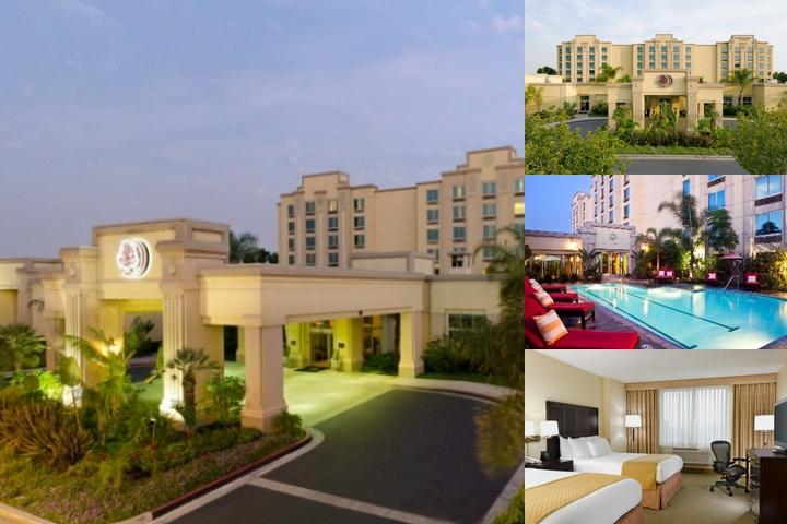 Doubletree Hotel Los Angeles / Commerce photo collage