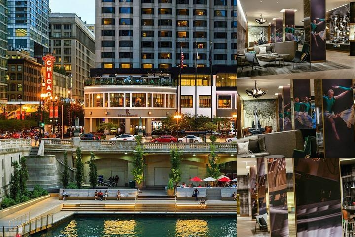 Renaissance Chicago Downtown Hotel photo collage