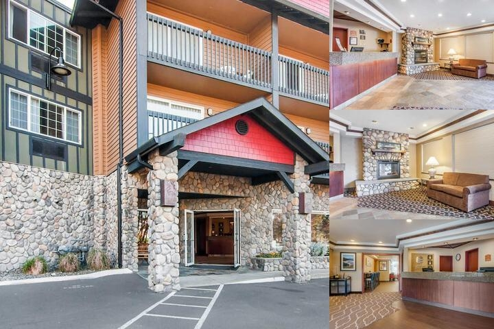 Comfort Inn Suites Lincoln City Or 136 Ne Highway 101 97367