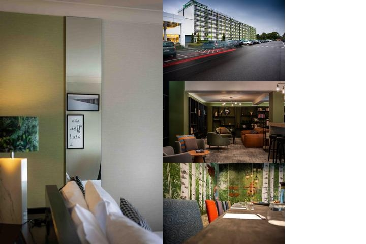 Holiday Inn Brussels Airport photo collage