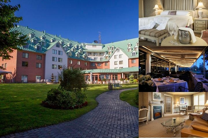 Chateau Vaudreuil H(Tel & Suites photo collage