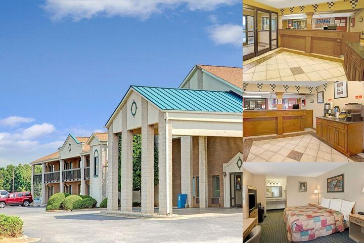 Days Inn Mooresville photo collage